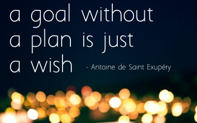 Ensure you meet your non-negotiable goals this year!