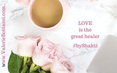 Love is the Great Healer
